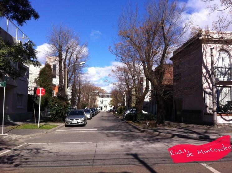 Ruas de Montevideo