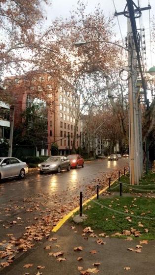 região de Providência em Santiago do Chile